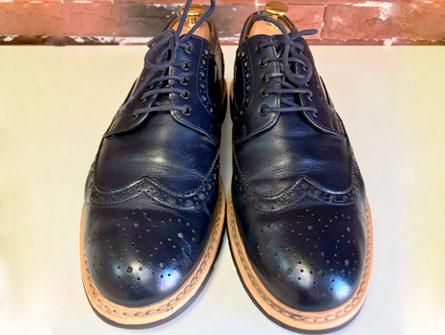 Обувь после ремонта