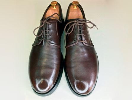 Обувь после реставрации
