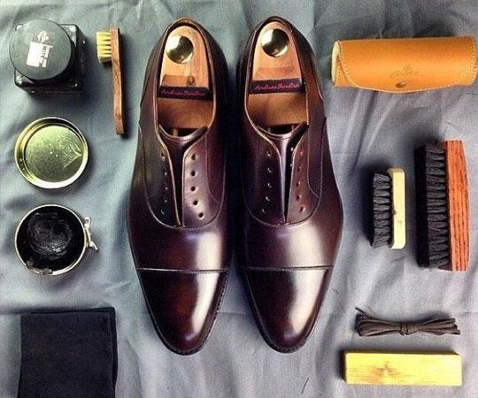 Уход за брендовой обувью в домашних условиях